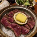アライヤ ネスト - ステーキ丼