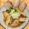 めんや 正明 - 料理写真:鰤チャーシュー麺(醤油)