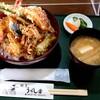 割烹うらしま - 料理写真:天丼(税込1100円)
