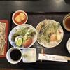 さかい - 料理写真:Bランチ1000円 蕎麦大盛り+200円