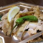 大形屋 - 国産鶏岩塩焼き