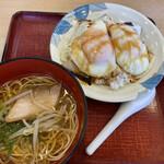 魚河岸ごはん - 料理写真: