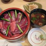 富梅 - 2012.10.28 鉄火丼