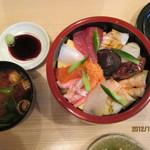 富梅 - 2012.10.28 チラシ寿司