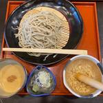 山久 - 胡桃ゴマだれ蕎麦
