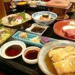 お食事処あさぎ屋 - 料理写真: