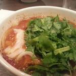 西安刀削麺酒楼 - 今回は麻辣(マーラー)刀削麺♪