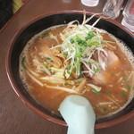一風亭 - 海老だし焦がしみそ(730円)