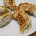 ペキンカォヤーテン - 焼き餃子