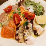 魚菜イタリアン SASUKE - 料理写真: