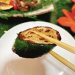 エンボカ - 窯焼き野菜のズッキーニ