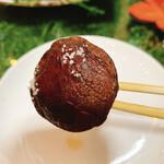 エンボカ - 窯焼き野菜の椎茸