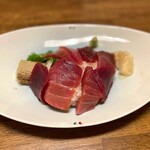 ちゅう心 - インドマグロ食べ比べ丼