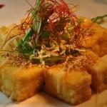 北海道室蘭焼鳥 居酒屋 蔵 - 豆腐とチーズのみるふぃ