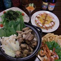 カフェダイナー コナ - 冬季限定3000円パーティープラン