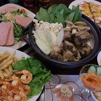カフェダイナー コナ - 冬季限定4000円パーティープラン