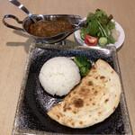 麺屋 優創 - 料理写真:マトンカレー