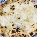 ピッツェリア ダル リッチョロ - 料理写真:ゴルゴンゾーラ ピッツァ