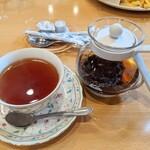 カフェ ボンボン - 紅茶 HMB(リッジウェイ)