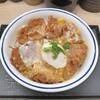 Katsuya - 料理写真:特カツ丼(80gロース、温泉たまご、ご飯増量)