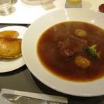 牛タン専門レストラン 陣中 冠舌屋 - 牛タン赤ワイン煮