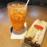 Cafe Lotty - 料理写真: