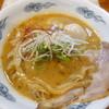 らーめん 四恩 - 料理写真:白湯味噌(味玉子入り)