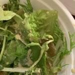 大衆肉居酒屋 ブルーキッチン - サラダ