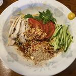 ラーメン・餃子 ハナウタ - 料理写真:冷やし中華