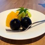 GRAND BACH SENDAI - 朝食 水菓子
