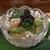 日本料理 幸庵 - ツブ貝、夏野菜