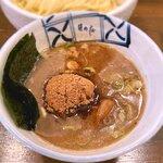 麺処 井の庄 - つけめん スープ 2021.7.31