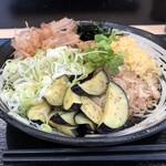 ゆで太郎 - 料理写真:冷し薬味そば
