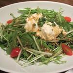 15607045 - 五穀たっぷり!!有機野菜と手造り豆冨の健康サラダ