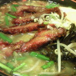 台湾麺屋 HO-JA - 切仔麺(チァーミー)
