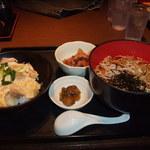 わのみせ - 津軽そばと選べる丼