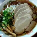 比婆観光センター - チャーシュー麺