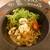 カニ蟹 crab noodle 三宮 - 料理写真:白蟹まぜそばnoodle