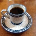花園 - ドリンク写真:ホットコーヒー  350円