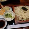 因幡うどん - 料理写真:天ぷら博多細うどん