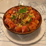 きっちん紅屋 - 料理写真:ミックスサラダ