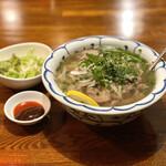 サイゴン - 料理写真:・牛フォー 1,100円/税込