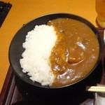 高田屋 - カレー丼