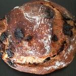 Boulangerie Queue - チョコとカシューオレンジのパン
