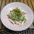 恵比寿 箸庵 - 料理写真:鶏ネギ冷やしゴマ坦々そば