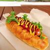 道の駅 摩周温泉 - 料理写真:摩周ポークホットドッグ