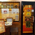 JYOTI - 店の入り口