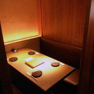 【空間】デートや接待におすすめの自慢の個室
