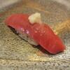寿司 あさ海 - 料理写真:鮪の縁側