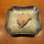 寿司 あさ海 - 赤ムツ